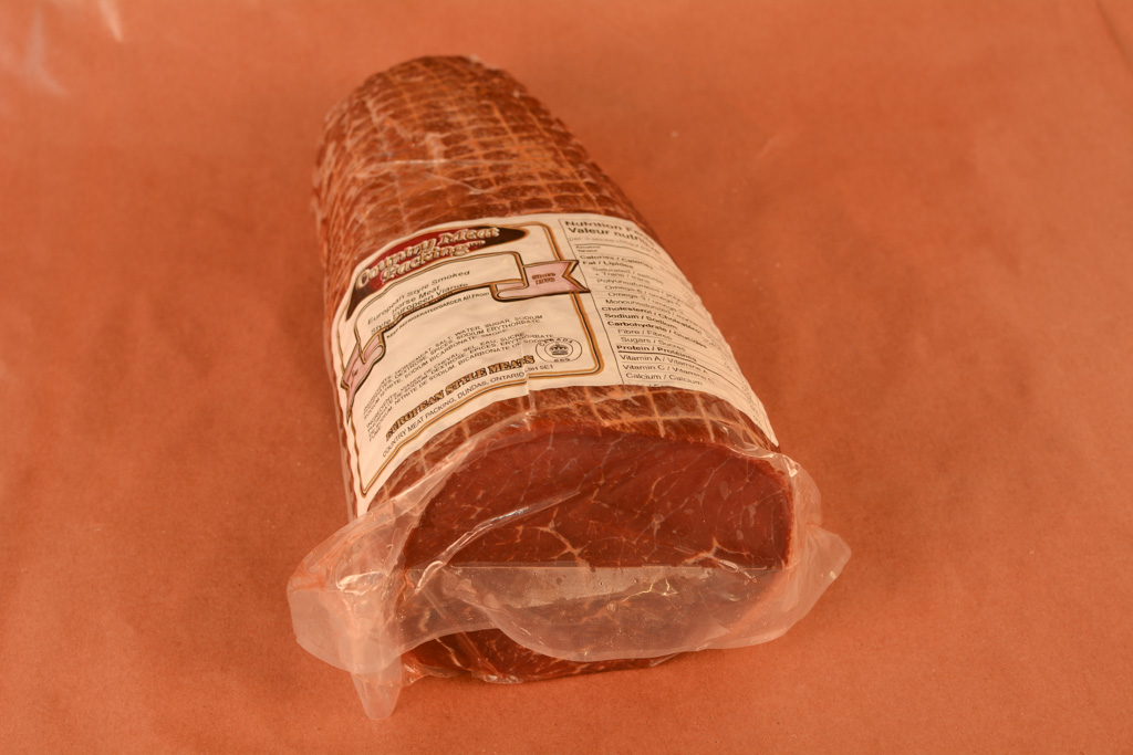 Smoked Horse Meat
